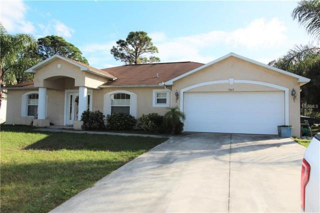 3665 Marshall Road, North Port, FL 34288 (MLS #D6104150) :: Homepride Realty Services