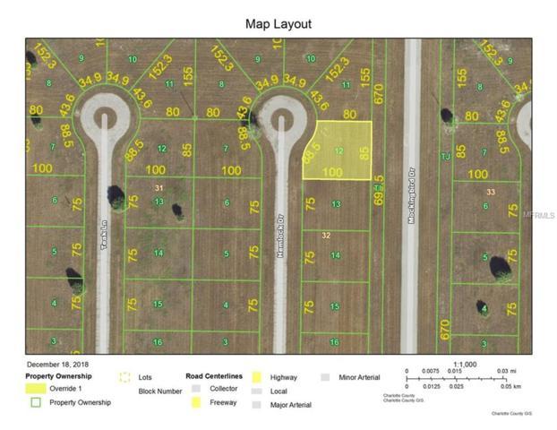 34 Hemlock Drive, Placida, FL 33946 (MLS #D6104155) :: Homepride Realty Services