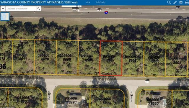 LOT 7 BLOCK 686 Lamarque Avenue, North Port, FL 34286 (MLS #D6104176) :: Zarghami Group
