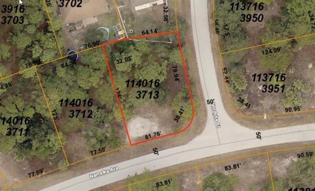 Nordyke Street, North Port, FL 34288 (MLS #D6104224) :: Homepride Realty Services