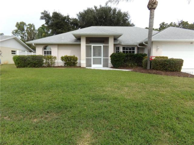 10 Sportsman Place, Rotonda West, FL 33947 (MLS #D6104228) :: Homepride Realty Services
