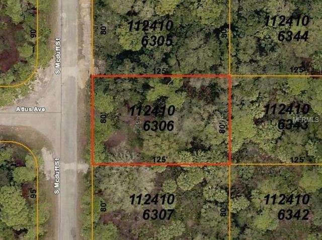S Mcduff Street, North Port, FL 34288 (MLS #D6104240) :: Griffin Group