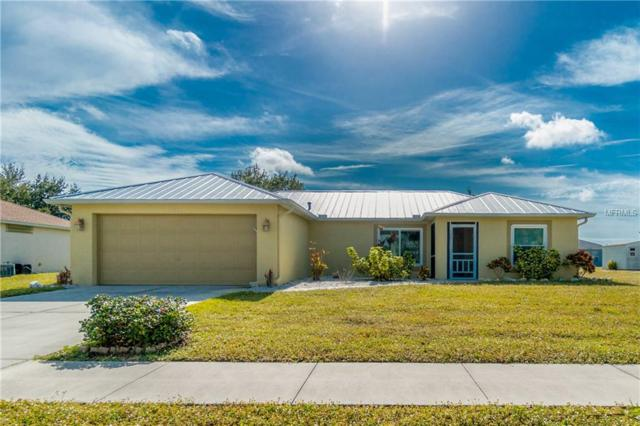 13301 Darnell Avenue, Port Charlotte, FL 33981 (MLS #D6104294) :: Homepride Realty Services