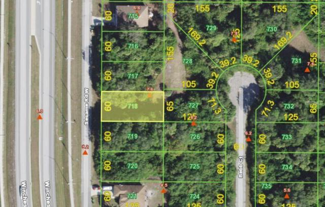 119 Sesame Road W, Rotonda West, FL 33947 (MLS #D6104316) :: RE/MAX Realtec Group