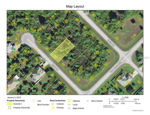 108 Arrow Lane, Rotonda West, FL 33947 (MLS #D6104322) :: RE/MAX Realtec Group