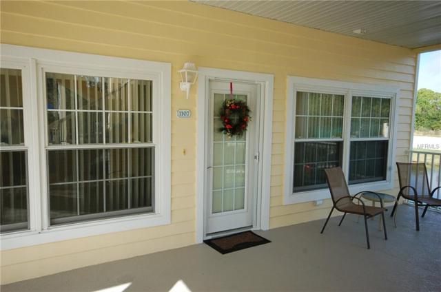 101 Natures Way #1107, Rotonda West, FL 33947 (MLS #D6104382) :: The BRC Group, LLC