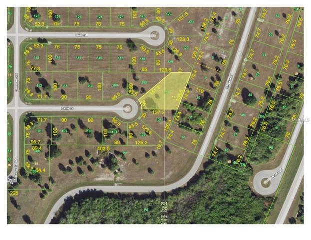 22 Davit Court, Placida, FL 33946 (MLS #D6104396) :: Homepride Realty Services
