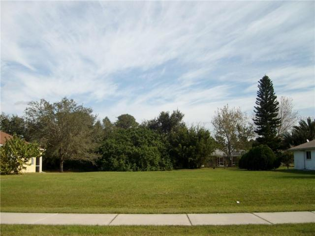 1156 Capricorn Boulevard, Punta Gorda, FL 33983 (MLS #D6104426) :: RE/MAX Realtec Group