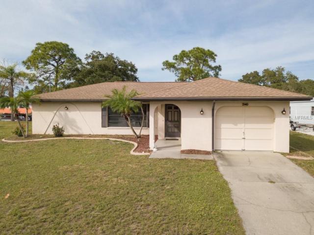 2140 Mississippi Avenue, Englewood, FL 34224 (MLS #D6104460) :: The BRC Group, LLC