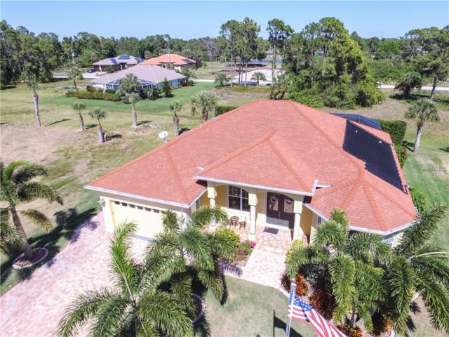 58 Tee View Road, Rotonda West, FL 33947 (MLS #D6104490) :: RE/MAX Realtec Group