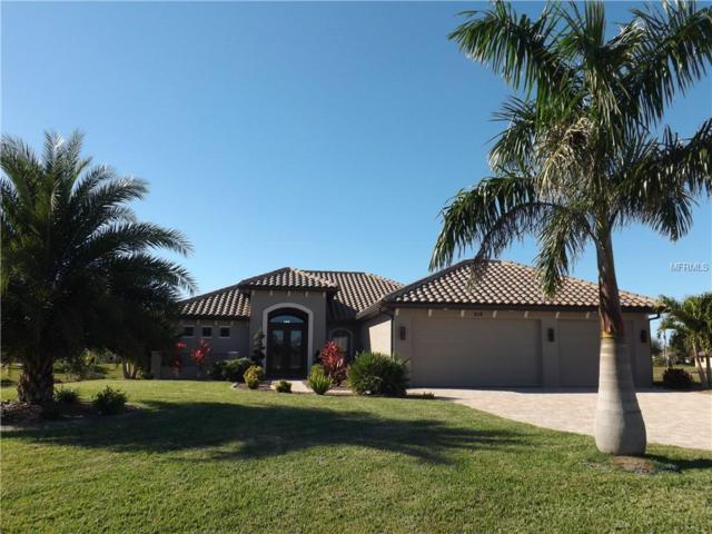 918 Boundary Boulevard, Rotonda West, FL 33947 (MLS #D6104496) :: Homepride Realty Services