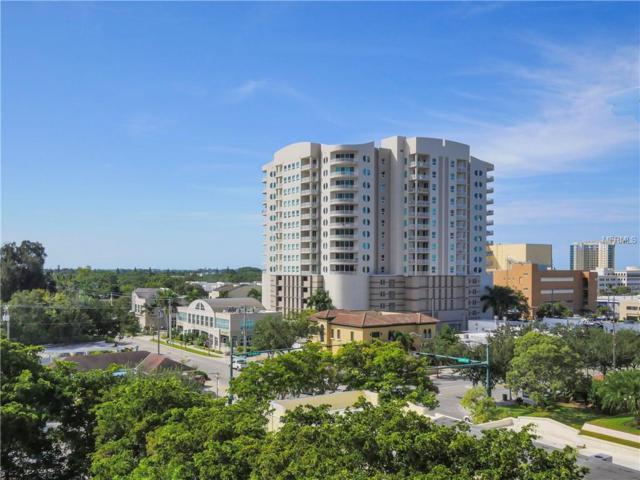 1771 Ringling Boulevard #1205, Sarasota, FL 34236 (MLS #D6104509) :: Zarghami Group