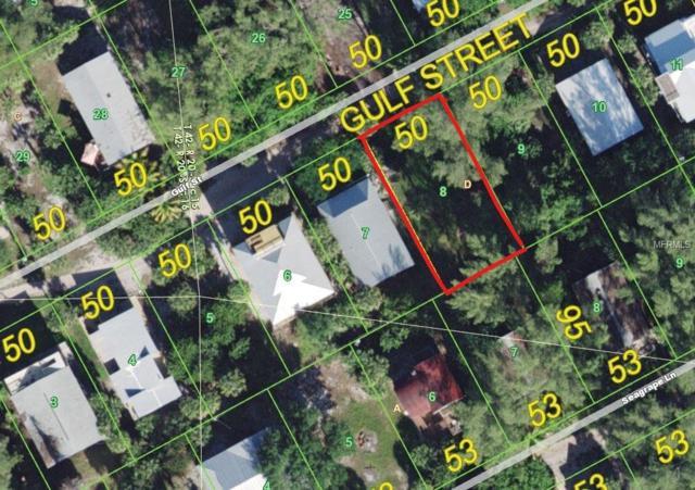 Gulf Street Lot #8, Placida, FL 33946 (MLS #D6104512) :: The BRC Group, LLC