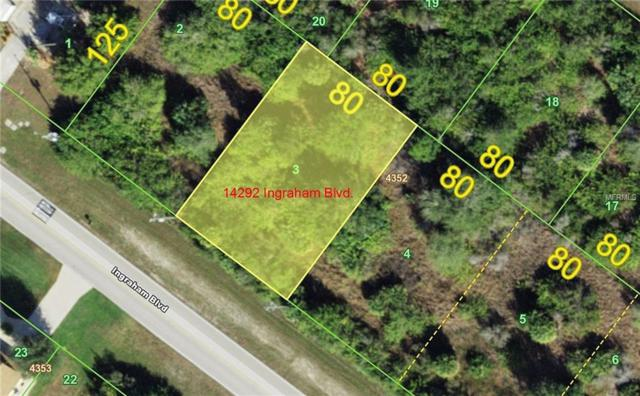 14292 Ingraham Boulevard, Port Charlotte, FL 33981 (MLS #D6104573) :: Griffin Group