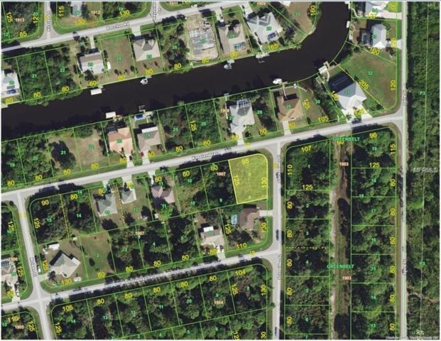 12491 Kneeland Terrace, Port Charlotte, FL 33981 (MLS #D6104592) :: Remax Alliance