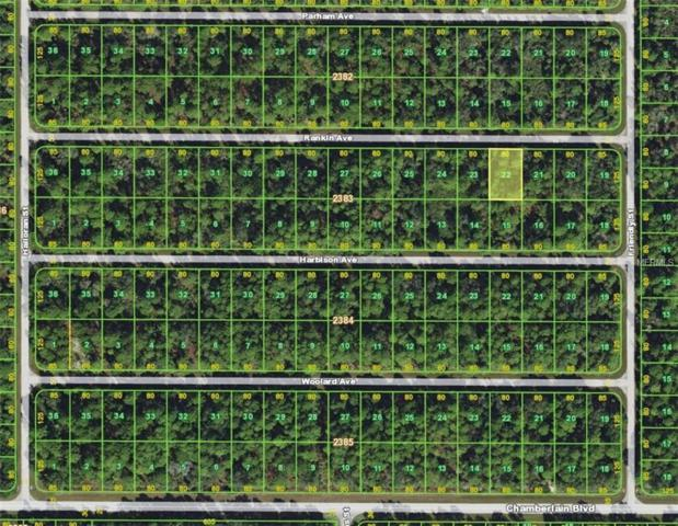 13173 Rankin Avenue, Port Charlotte, FL 33953 (MLS #D6104594) :: Homepride Realty Services