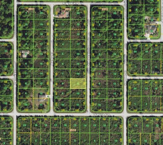 157 Hawke Street, Port Charlotte, FL 33953 (MLS #D6104616) :: Homepride Realty Services