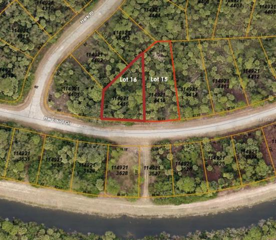 LOT 16 BLOCK 2144 Harcourt Circle, North Port, FL 34288 (MLS #D6104624) :: Homepride Realty Services