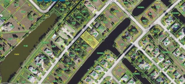 346 Boundary Boulevard, Rotonda West, FL 33947 (MLS #D6104627) :: Medway Realty