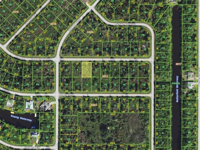 12445 Benner Lane, Port Charlotte, FL 33953 (MLS #D6104630) :: Homepride Realty Services