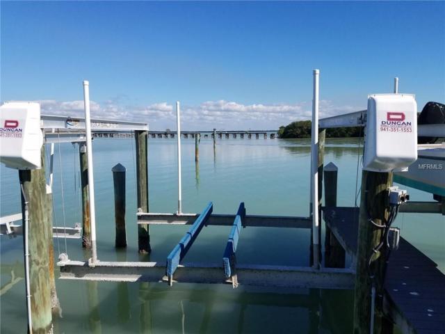 6040 Boca Grande Causeway 31 Boat Slip, Boca Grande, FL 33921 (MLS #D6104632) :: Premium Properties Real Estate Services