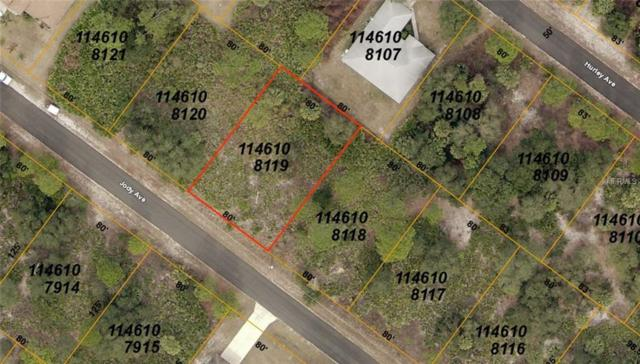Address Not Published, North Port, FL 34288 (MLS #D6104647) :: RE/MAX Realtec Group