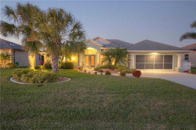 37 Medalist Road, Rotonda West, FL 33947 (MLS #D6104654) :: RE/MAX Realtec Group