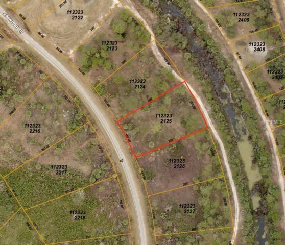 LOT 25 BLOCK 2321 Joewood Circle, North Port, FL 34288 (MLS #D6104674) :: Zarghami Group