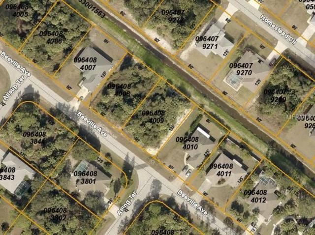 Beeville Avenue, North Port, FL 34286 (MLS #D6104747) :: Homepride Realty Services