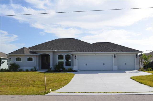 241 Mariner Lane, Rotonda West, FL 33947 (MLS #D6104812) :: The BRC Group, LLC