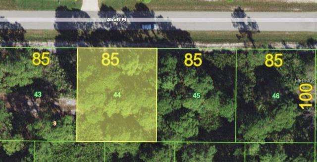 9 Abaft Place, Placida, FL 33946 (MLS #D6104841) :: Lovitch Realty Group, LLC