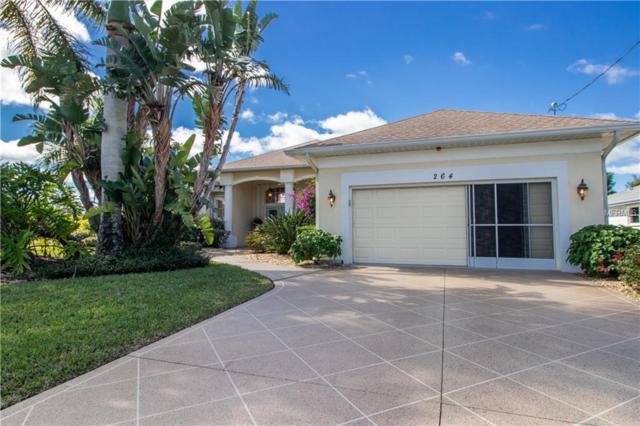 264 Mariner Lane, Rotonda West, FL 33947 (MLS #D6104858) :: The BRC Group, LLC