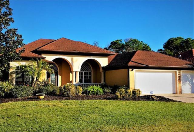 8066 Wiltshire Drive, Port Charlotte, FL 33981 (MLS #D6104861) :: The BRC Group, LLC