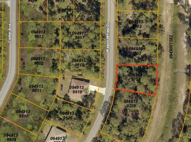 Wagon Wheel Drive, North Port, FL 34291 (MLS #D6104900) :: Griffin Group