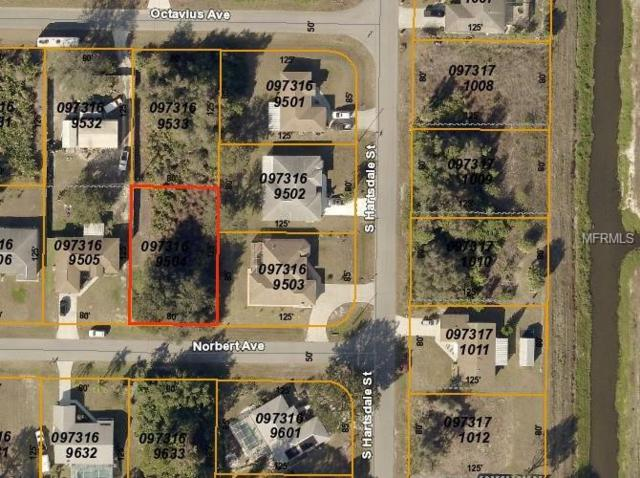 Norbert Avenue, North Port, FL 34287 (MLS #D6104901) :: The Light Team