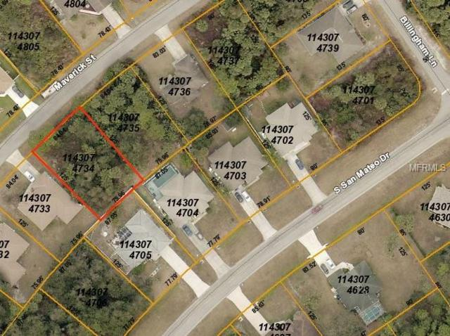 Maverick Street, North Port, FL 34288 (MLS #D6104903) :: Zarghami Group