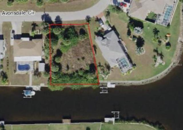 18154 Avonsdale Circle, Port Charlotte, FL 33948 (MLS #D6104926) :: Medway Realty