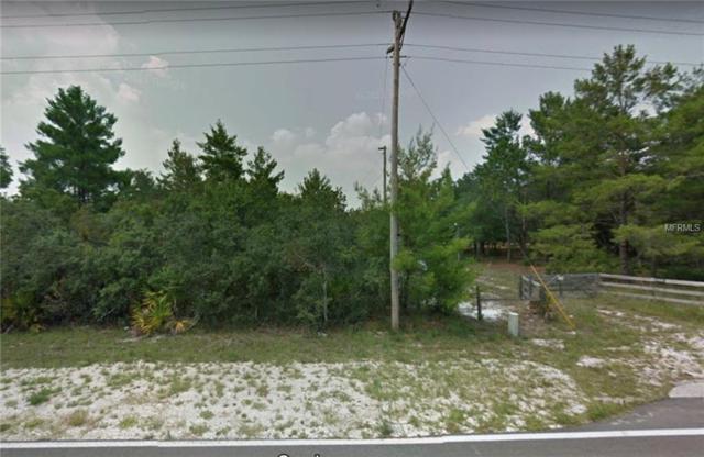 2800 Lake Josephine Drive, Sebring, FL 33875 (MLS #D6104975) :: The Duncan Duo Team