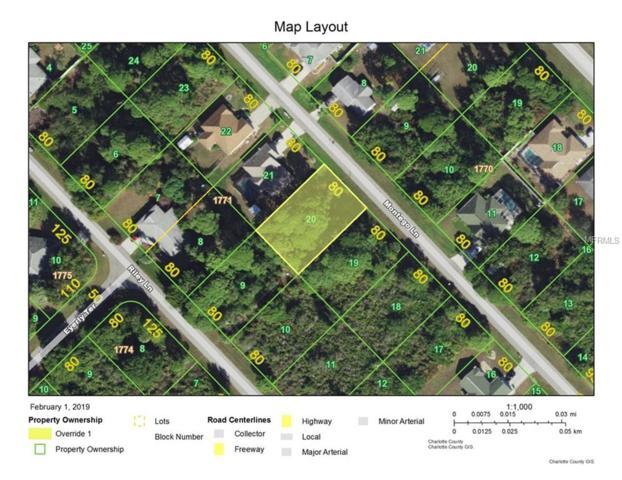 5553 Montego Lane, Port Charlotte, FL 33981 (MLS #D6105075) :: Mark and Joni Coulter | Better Homes and Gardens