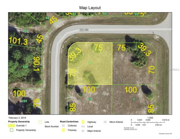 29 Ebb Circle, Placida, FL 33946 (MLS #D6105105) :: Griffin Group