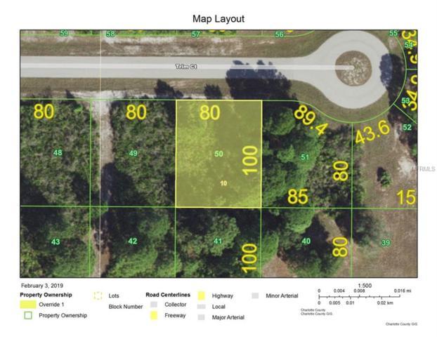 9 Trim Court, Placida, FL 33946 (MLS #D6105106) :: Medway Realty