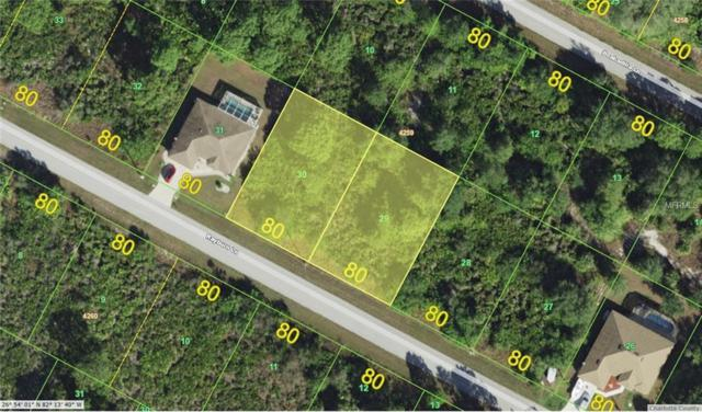 13396 Rayburn Lane, Port Charlotte, FL 33981 (MLS #D6105117) :: Zarghami Group