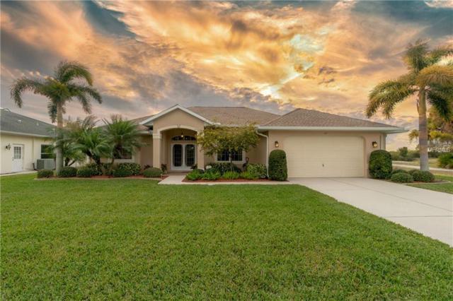167 Medalist Road, Rotonda West, FL 33947 (MLS #D6105122) :: RE/MAX Realtec Group