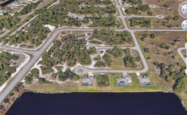 270 Brig Circle W, Placida, FL 33946 (MLS #D6105124) :: RE/MAX Realtec Group