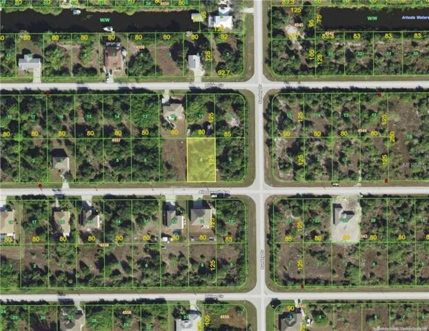 14342 Allensworth Avenue, Port Charlotte, FL 33981 (MLS #D6105128) :: The Duncan Duo Team
