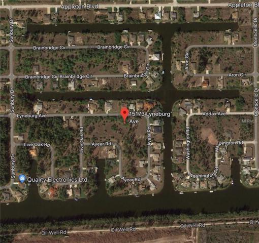 15173 Lyneburg Avenue, Port Charlotte, FL 33981 (MLS #D6105162) :: Griffin Group