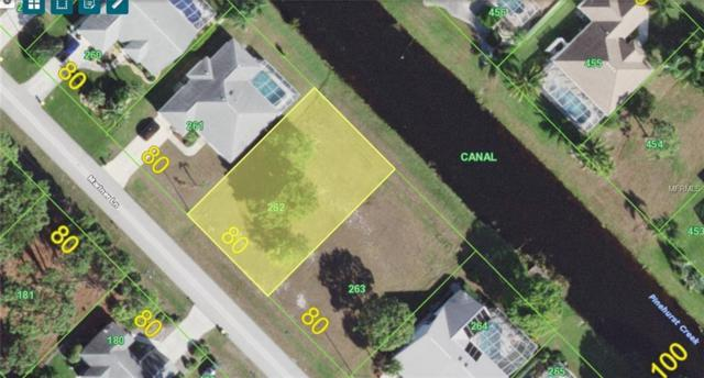 82 Mariner Lane, Rotonda West, FL 33947 (MLS #D6105171) :: The BRC Group, LLC