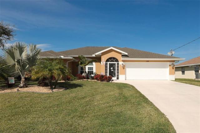 106 Mark Twain Lane, Rotonda West, FL 33947 (MLS #D6105176) :: Zarghami Group