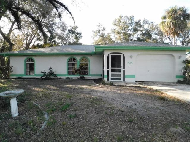 55 Eppinger Drive, Port Charlotte, FL 33953 (MLS #D6105186) :: RE/MAX Realtec Group