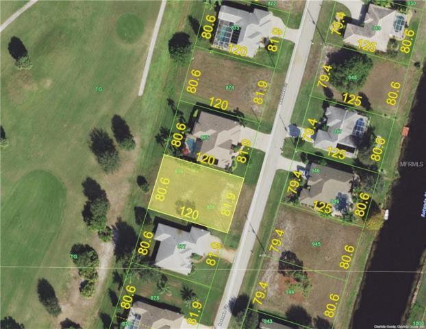 930 Rotonda Circle, Rotonda West, FL 33947 (MLS #D6105196) :: RE/MAX Realtec Group